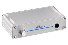 Solisto.DAC-HP Front