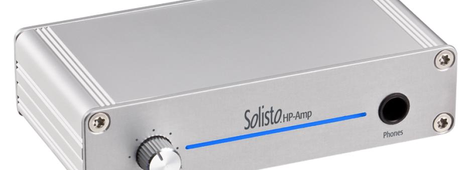Solisto.HP-Amp
